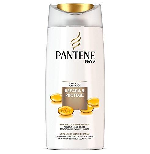 Pantene Repara & Protege–Shampoo per Capelli Frágil o estropeado, 675ml–[Confezione da 3]