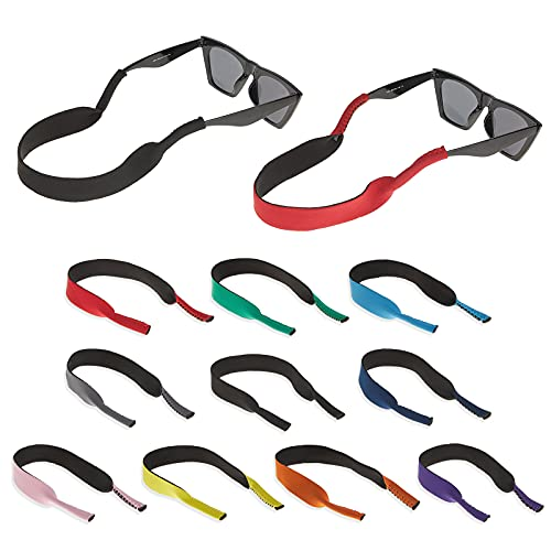 10 Stücke Brillenband Neopren Brillen Halter Schwimmen Sport Brillenband Schwimmend Sonnenbrillen Bänder Sonnenbrillen Halter Gurte für Sportbrillen Sonnenbrillen & Lesebrillen