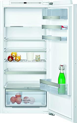 NEFF KI2423FE0 - Frigorifero da incasso con congelatore, N70, 122,5 x 55,8 cm, 180 l, congelatore da 15 l, FreshSafe 2