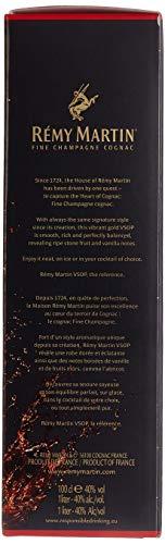 Remy Martin VSOP Fine Champagne Cognac mit Geschenkverpackung (1 x 1 l) - 4