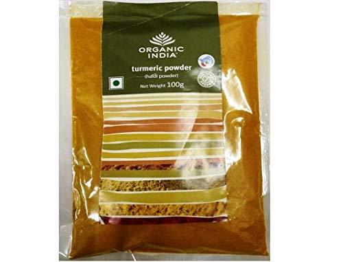 Organic India Turmeric Powder (Haldi)