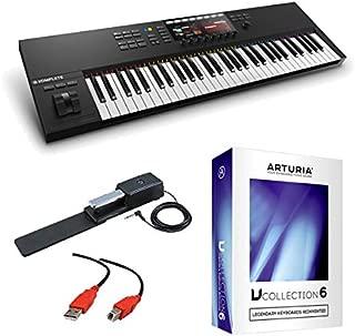 【2大特典】Native Instruments(ネイティブインストゥルメンツ) / KOMPLETE KONTROL S61 MK2 / V COLLECTION 6 セット