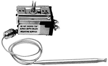 Frymaster 8071692 Thermostat Tc125 Bulb 5/16 X 5 Temp 200-375 Cap 24