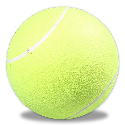 WXH Gigante de Tenis Mascota morder Juguete Gran Bola Inflable Extra Grande...