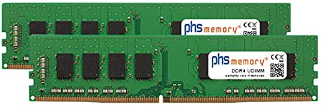 PHS-memory 16GB (2x8GB) Kit RAM módulo para Gigabyte GA-H110M-S2PV (Rev. 1.0) DDR4 UDIMM 2133MHz