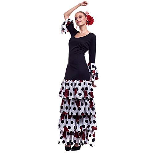 Disfraz Sevillana Rosana Mujer (Talla M) (+ Tallas) Carnaval Mundo