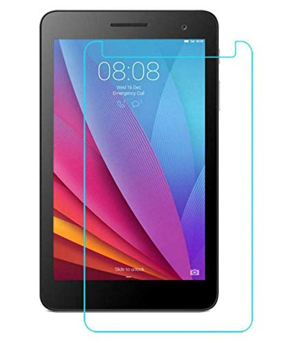 phonicz retails tablet screen protector for micromax canvas tab p701 (1 no) - not a back tempered glass
