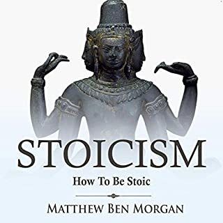 Stoicism: How to Be Stoic cover art