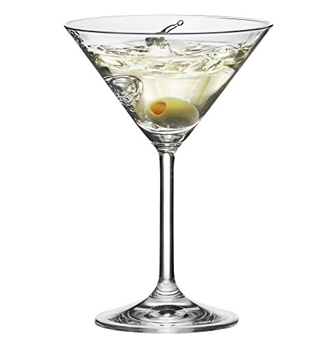 RONA RONA GALA Martini Glass 6 Oz. | Set Of 6