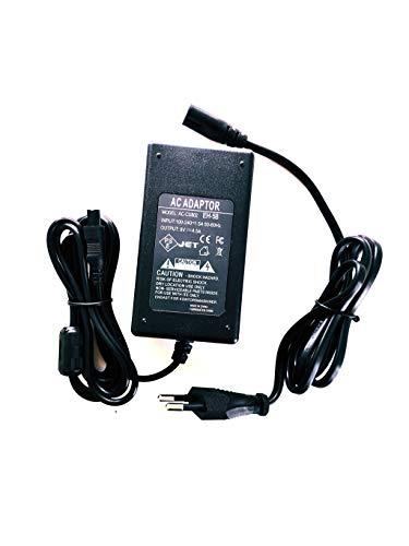 Pixtic–Eh-5Eh-5a Adaptador para cámara Digital Nikon D50, D70, D70s, D80, D90, D100,...
