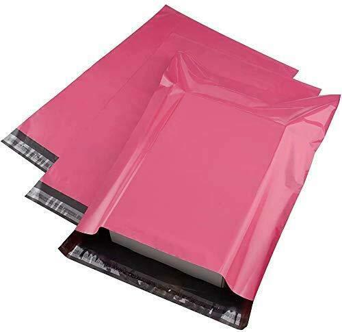 buste da imballaggio spedizioni 28x42 cm pezzi 100 plastica resistenti impermeabili