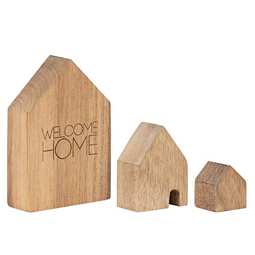 Räder Holzhäuser Set - Welcome Home