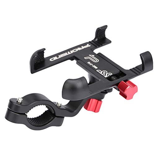 Best Prices! Bicycle Mobile Phone Bracket Universal Adjustable Mountain Bike Phone Holder Phone Stan...