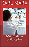 Misère de la philosophie - Format Kindle - 2,10 €