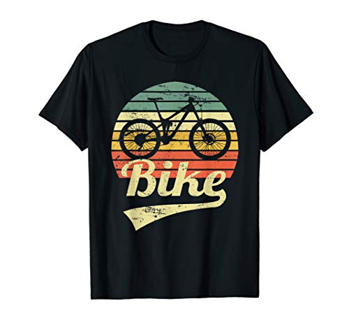 Bike Mountainbike MTB Trikot Downhill Vintage Retro Enduro T-Shirt