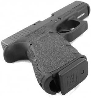 TALON Grips for Glock 19,23,25,32,38 (Gen4 No Backstrap) Black Rubber - 110R W/Free Sticker - Johnson Enterprises, LLC