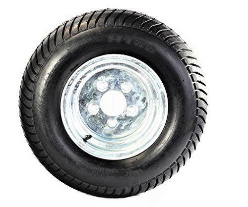 2-Pack Trailer Tires On Rims 20.5X8-10 205/65-10 20.5X8.0-10 5Lug Gal LRC Wheel