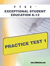 FTCE Exceptional Student Education K-12 Practice Test 1