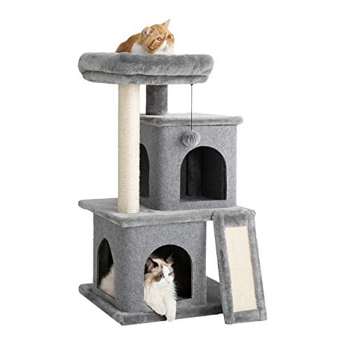 Lesure Cat Tree for Indoor Cats
