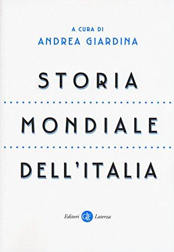 Storia mondiale dell'Italia