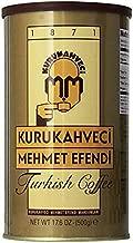 Kurukahveci Mehmet Efendi Turkish Coffee 17.6oz /500g - قهوة تركية محمد أفندي