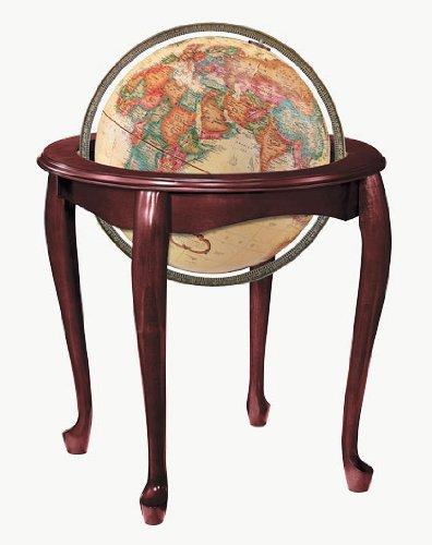 Replogle Globes 22719 Anne Globe, Large, Off-White