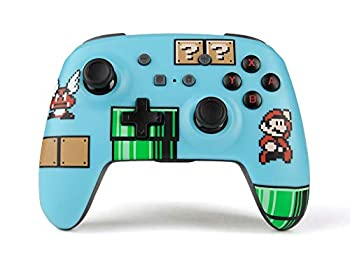 PowerA Enhanced Wireless Controller for Nintendo Switch - Super Mario Bros 3