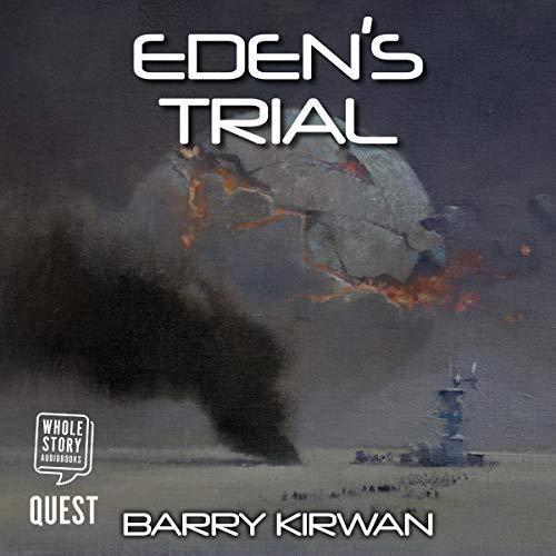 Eden's Trial audiobook cover art
