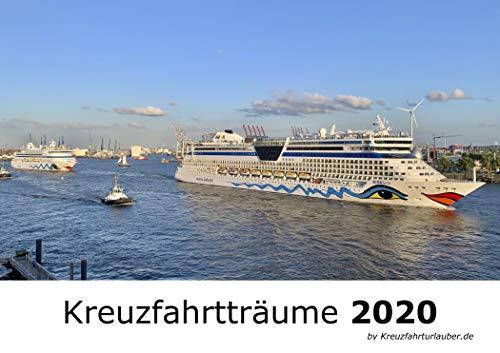 Kreuzfahrtträume 2020 DIN A3 Wandkalender (DIN A3)