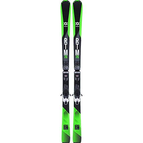Völkl Skiset - Esquí freestyle - Color negro/verde