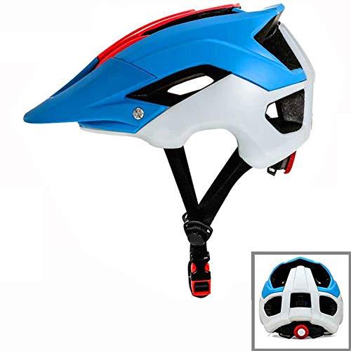 SFBBBO fahrradhelm Fahrradhelm Red Road Mountainbike-Helme Integral geformt mit...
