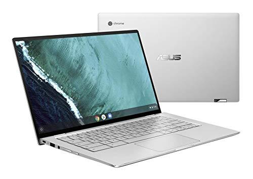 """ASUS Chromebook Flip 14"""" FHD IPS m3-8100Y 8GB/64GB eMMC ChromeOS C434TA-AI0264"""