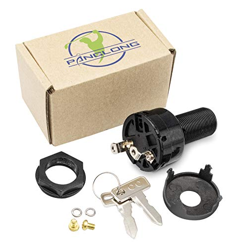 Starter Switch,Club Car DS Electric Golf Cart 1996-Up Ignition Key Switch, 36 Or 48 Volts,Suit 101826201