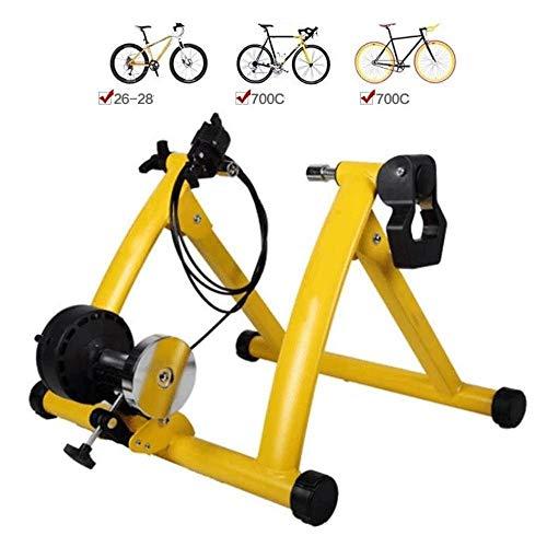 Nanyun fietstrainer, mountainbike, platform, voor indoor-, fietsframe, opvouwbaar, geschikt voor fietsen van 26-28 inch