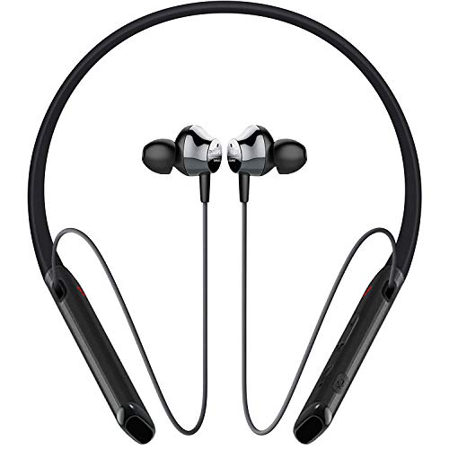 PHILIPS Bluetooth Neckband Headphones, Wireless Earbuds IPX5 Waterproof Sport Earphones, Lightweight, Deep Bass with 14 Hour Playtime