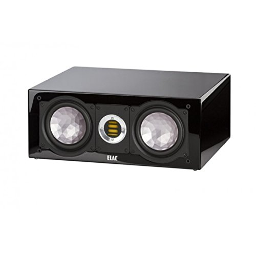 ELAC CC 241.2 Soundbar Hochglanz schwarz