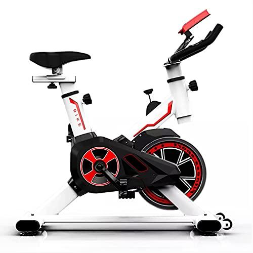 HSJ Bicicleta de Ejercicio para Interiores PéRdida de Peso Bicicleta Giratoria Plegable Equipo de Fitness Bicicleta Reclinada Bicicleta de Gimnasio en Casa MáQuina para Entrenamiento