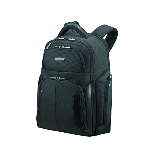 Samsonite XBR: Laptop Backpack 15.6  Mochila tipo casual  48 cm  22 liters  Negro  Black