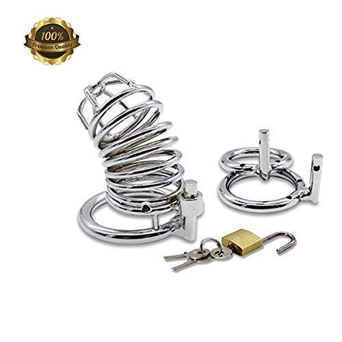 PênÑís - Jaula de rings para hombre, 3 tamaños diferentes