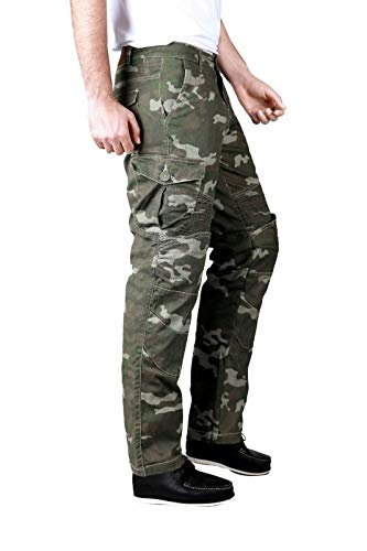 Black RHOK Gen3 Motorcycle Jeans with CE Approved Armours