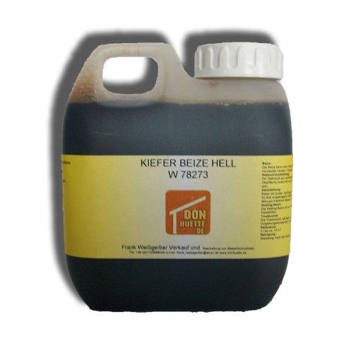 Holzbeize Beize Kiefer hell 500 ml (Grundpreis € 22,98 / l)