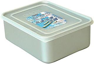 アカオアルミ クイッキー 深型 大 アルミニウム合金(アルマイト)、蓋(ポリエチレン) 日本 AKI02001