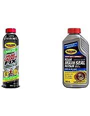 RISLONE(リスローン) ヘッドガスケットフィックス(Head Gasket Fix) RP-61110 & リアメインシールリペア(Rear Main Seal Repair Concentrate) RP-61040【セット買い】