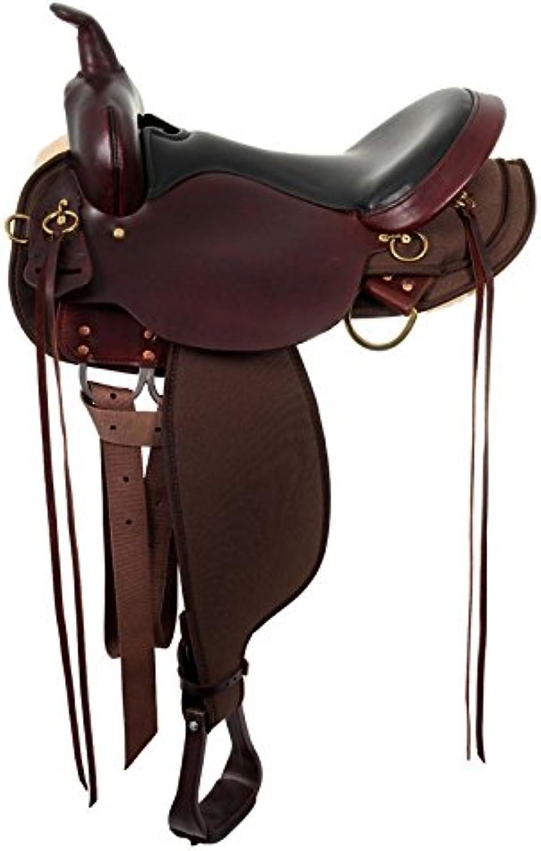 13inch to 17inch High Horse by Circle Y Eldorado Cordura Trail Saddle 6915