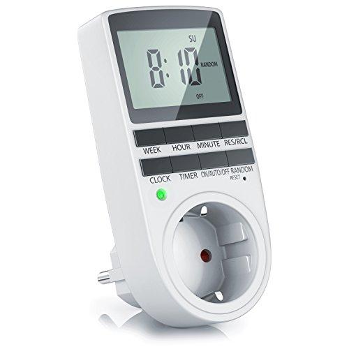 CSL - Zeitschaltuhr digital - 2,1