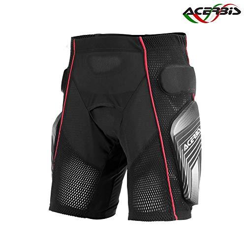 Acerbis 0017174.319.069 Shorts Soft 2.0 schwarz/grau Größe XXL