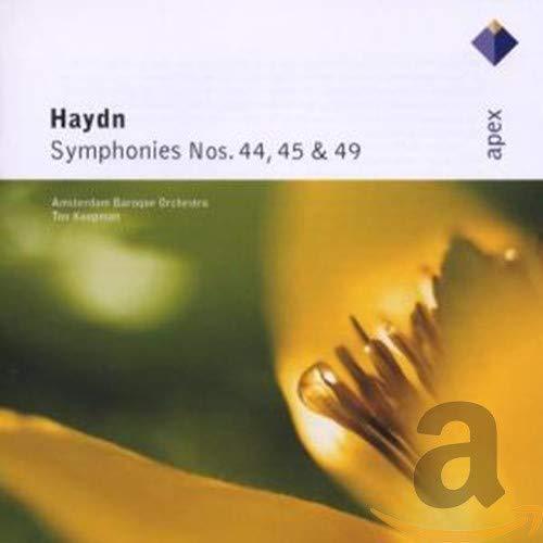 Sinfonie No.44,No.45 E No.49