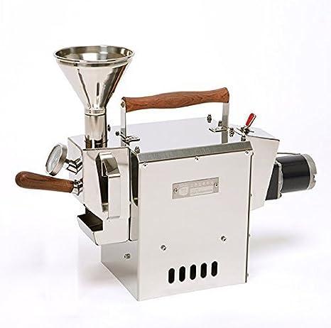 Kaldi Home Mini Coffee Bean Roaster Hand Operated Type with Sampler /& Hopper Set