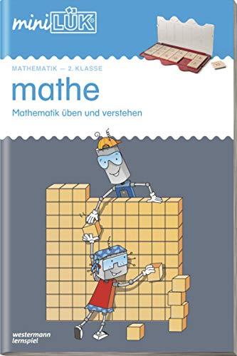 miniLÜK-Übungshefte: miniLÜK: 2. Klasse - Mathematik: Üben und verstehen: Mathematik / 2. Klasse - Mathematik: Üben und verstehen (miniLÜK-Übungshefte: Mathematik)