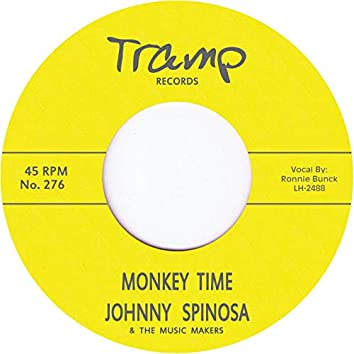 Monkey Time (feat. The Music Makers)